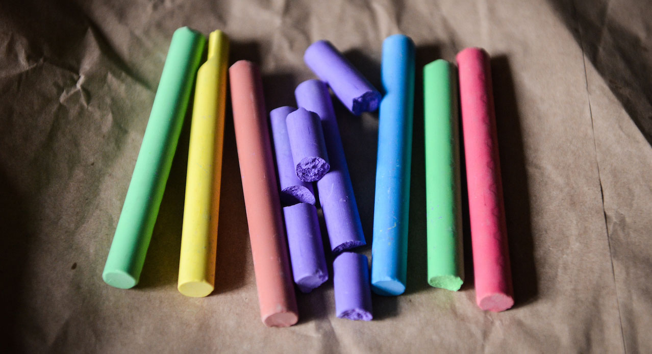 Ers Stock Chalk